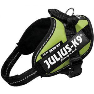Julius K9 IDC-sele, grøn