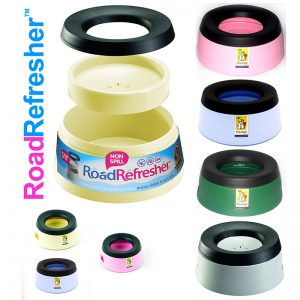 RoadRefresher - Anti Spild Skål