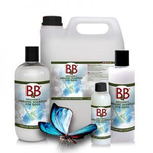 B&B Økologisk Parfumefri Shampoo