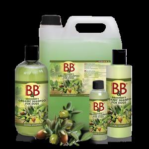 B&B økologiske Jojoba Shampoo