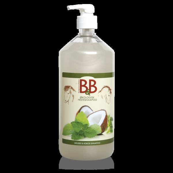 B&B Heste Shampoo  1 L