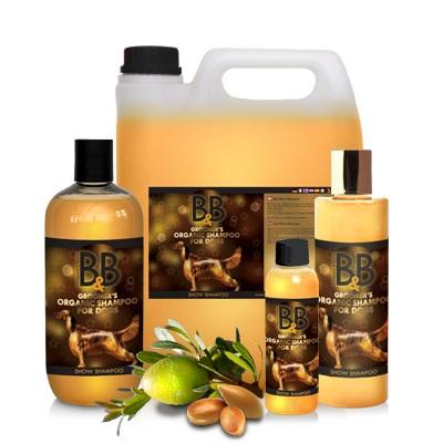 B&B Økologisk Show Shampoo