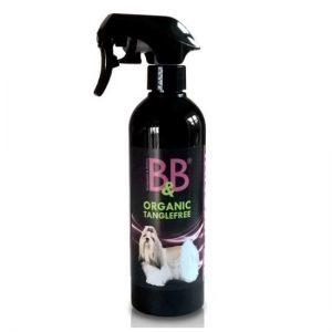 B&B Økologisk filtfri spray