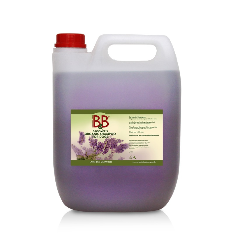 B&B Lavendel Shampoo