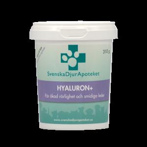 Svenska Djurapotekets Hyaluron+
