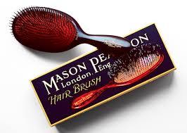 Mason Pearson Pocket Ægte vildsvinehår