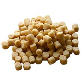 Godbidder med ost og karatoffel