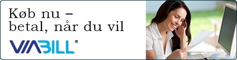 Nu har HundeGodbidden.dk fået ViaBill på webshoppen