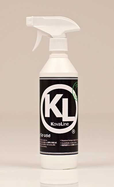 KovaLine Natur Plejeblanding RTU m. forstøver 1000ml Ready-to-use