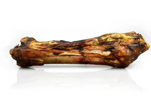 Store Hesteben m. Akillessener med knogle m/marv