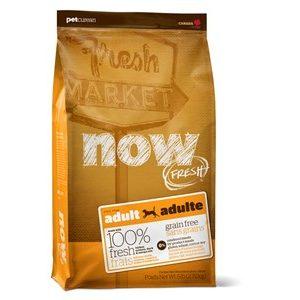 Now Fresh Adult kornfri 2,7 kg