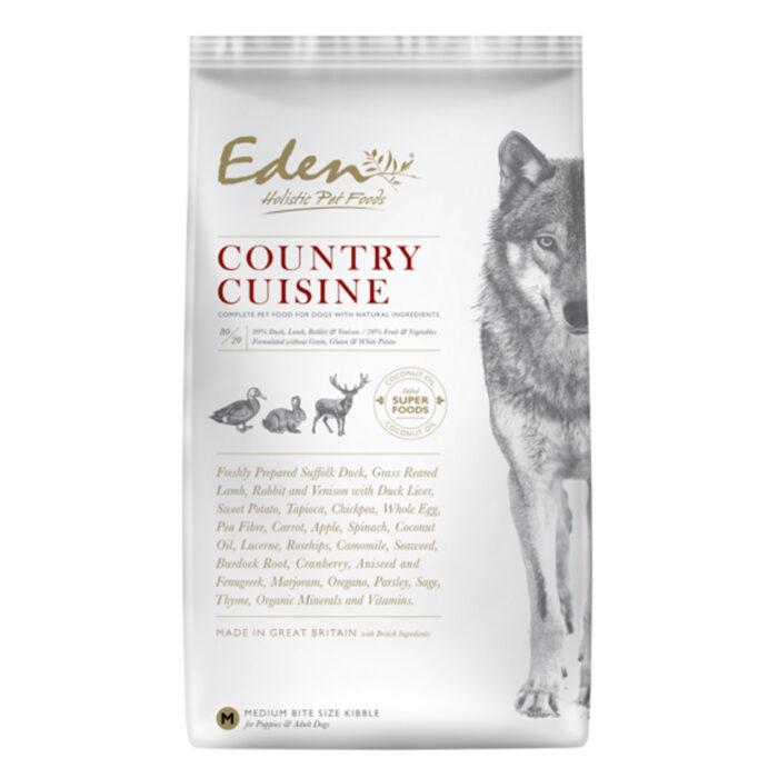 Eden Country Cuisine - Voksen/Hvalp