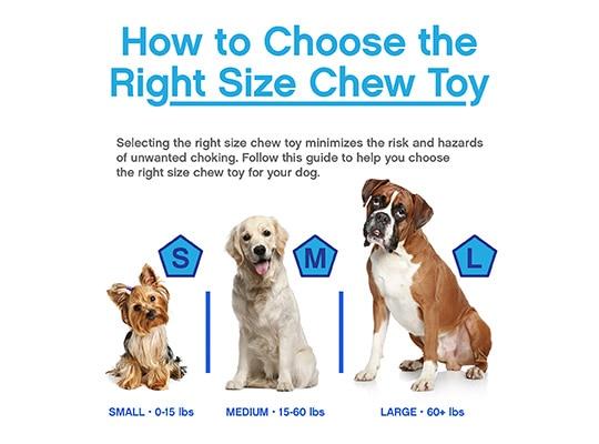 størrelse af legetøj